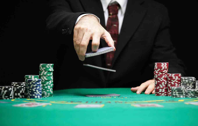 אל תקום משולחן פוקר בזמן שאתה מנצח