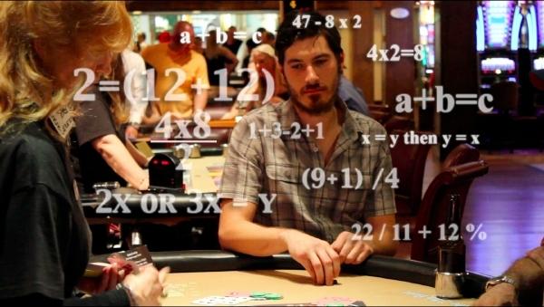 המתמטיקה של יד קשה בבלאק ג'ק