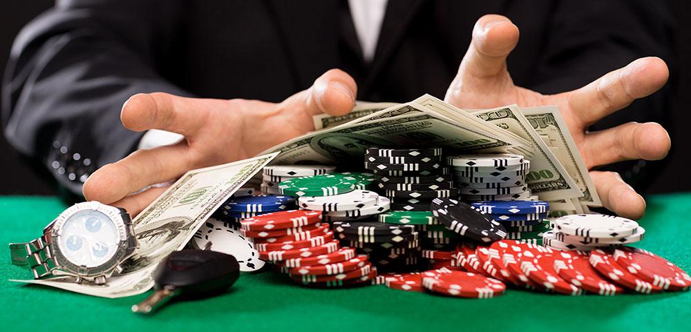 כספי הימורים