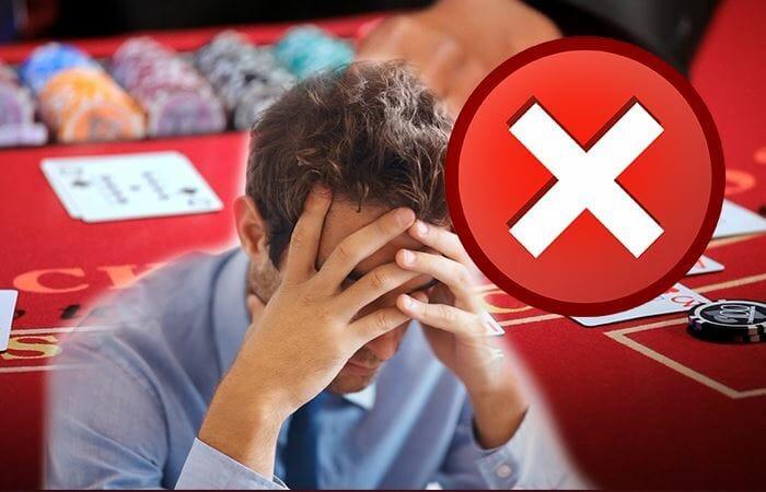 להימנע מטעויות משחק פוקר הולדם