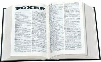 מילון למונחי פוקר